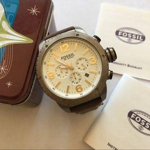 Fossil Men's Machine Chrono Watch